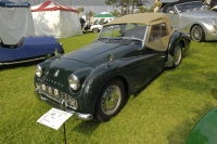Triumph TR3B