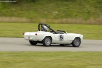 1964 Triumph Spitfire MK1
