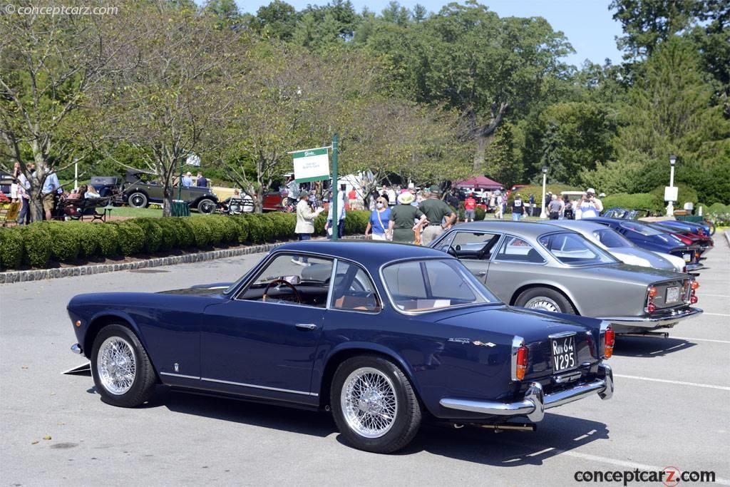1964 Triumph Italia 2000