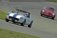 1966 Triumph Spitfire MKII