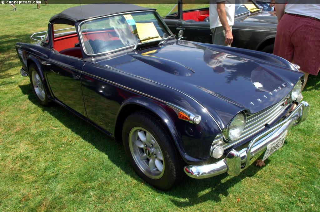 1966 Triumph Tr4a History Pictures Value Auction Sales Research