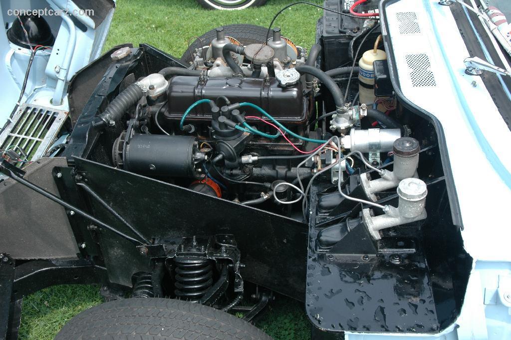1965 Triumph Spitfire MK2 thumbnail image