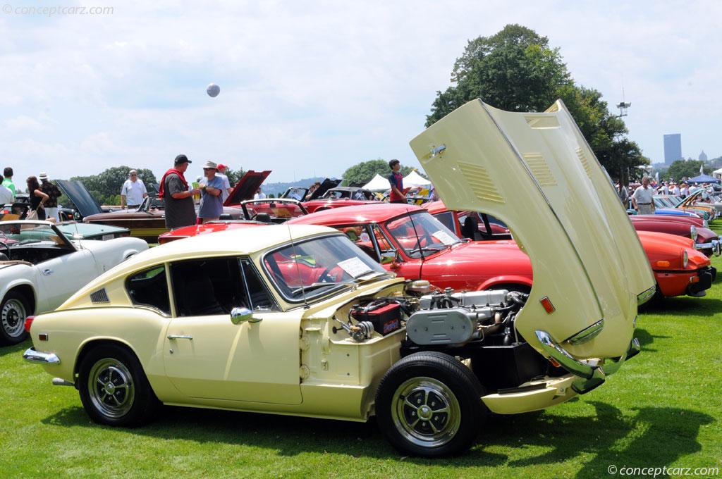 1969 Triumph GT6 photo