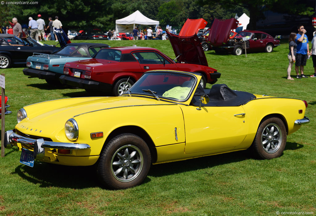 1969 triumph spitfire mk3 pictures history value research news. Black Bedroom Furniture Sets. Home Design Ideas