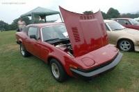 1976 Triumph TR7 image.