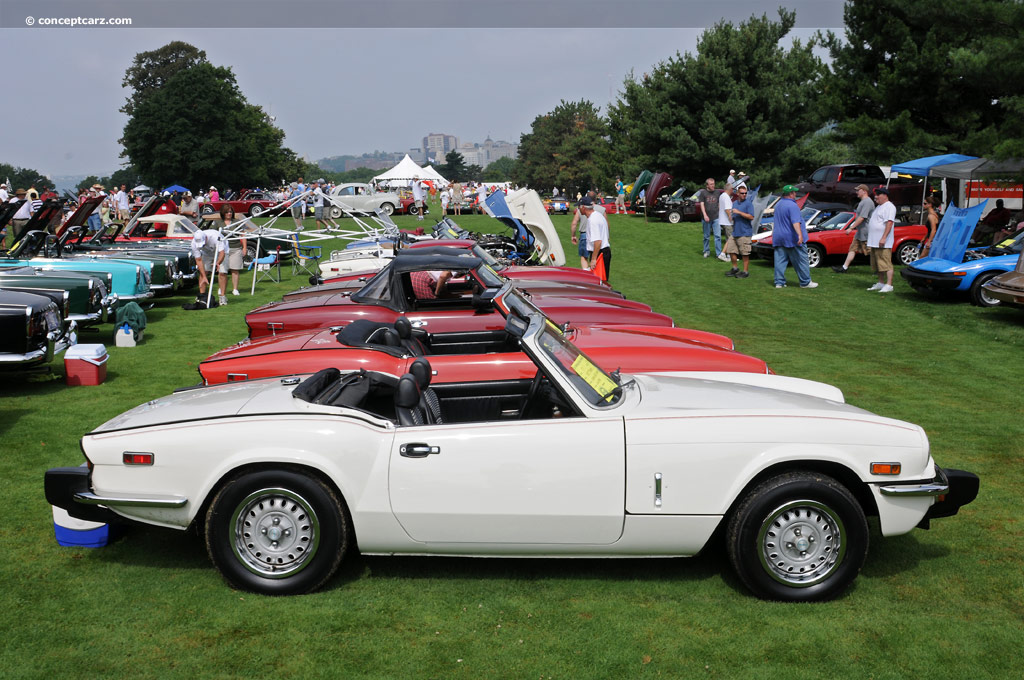 Auction Results and Sales Data for 1977 Triumph Spitfire 1500
