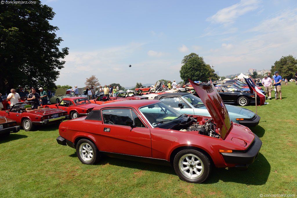Auction Results and Sales Data for 1978 Triumph TR7