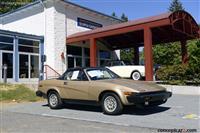 1980 Triumph TR8 image.