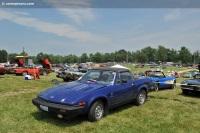 1981 Triumph TR8 image.