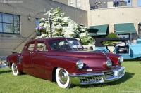 1948 Tucker 48.  Chassis number 1008