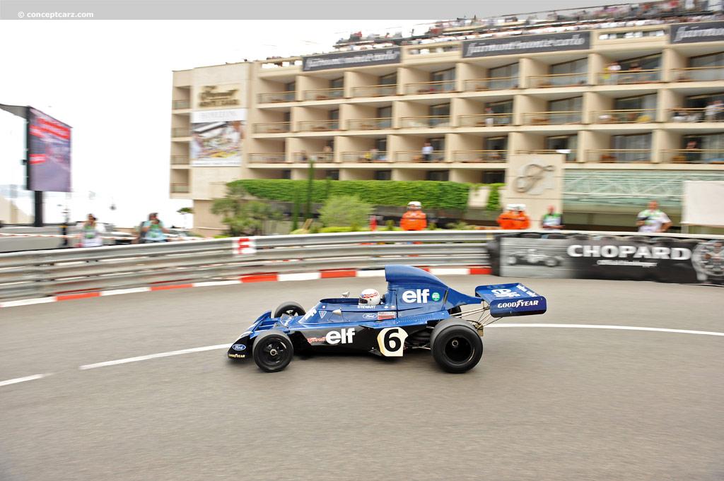 1972 Tyrrell 006