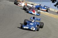 1972 Tyrrell 006 image.