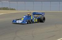 1976 Tyrrell P34 image.