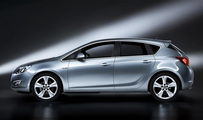 2010 Vauxhall Astra News And Information Conceptcarz