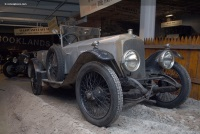 1921 Vauxhall 30/98E image.