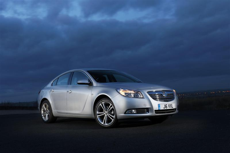 2012 Vauxhall Insignia BiTurbo pictures and wallpaper
