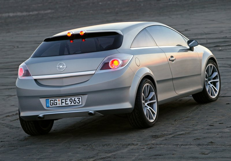 2003 Opel Gtc Genve Concept Wallpaper And Image Gallery