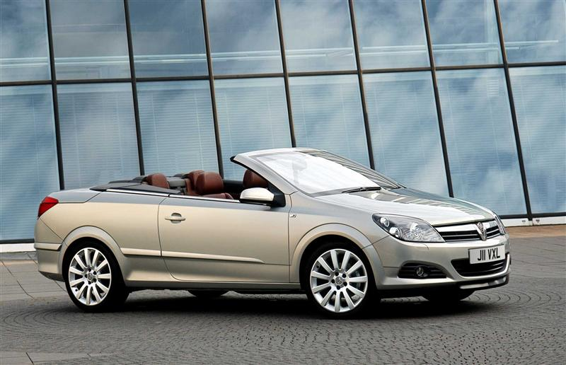 2009 Vauxhall Astra Twintop News And Information