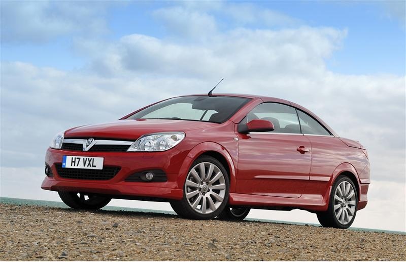 2009 Vauxhall Astra TwinTop