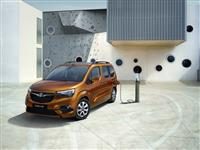 Popular 2021 Vauxhall Combo-e Life Wallpaper