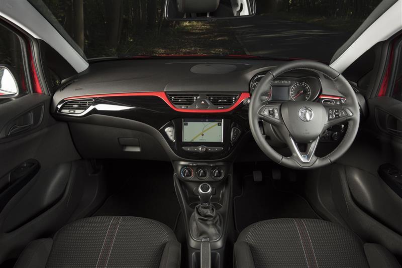2018 Vauxhall Corsa Griffin Images | conceptcarz.com