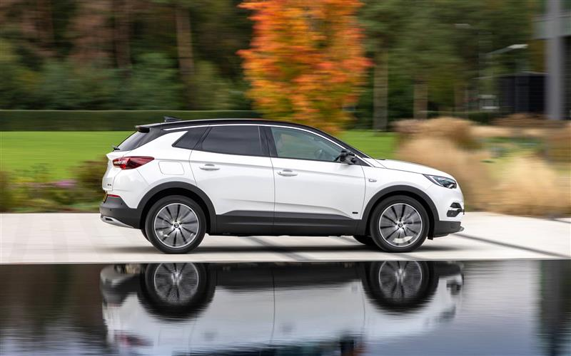 2020 Vauxhall Grandland X Hybrid News And Information