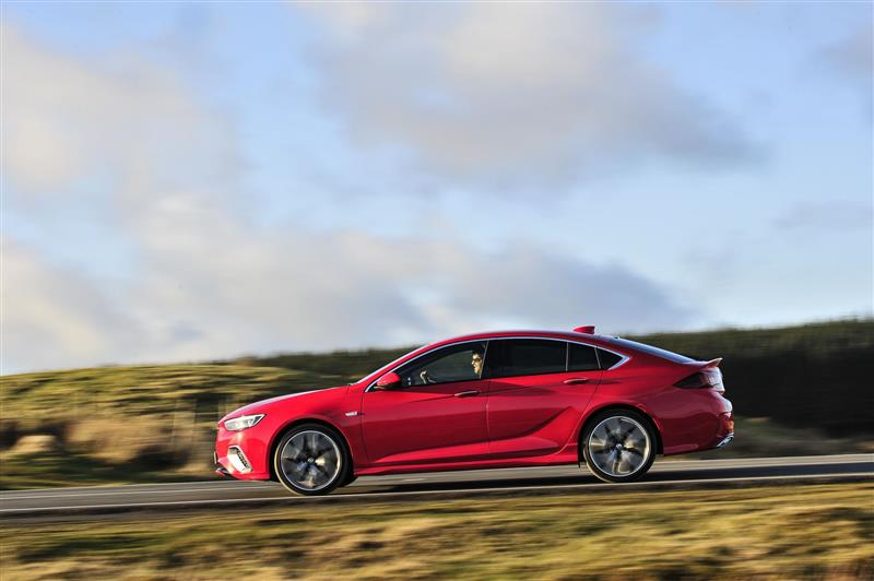 2018 Vauxhall Insignia Gsi Grand Sport News And Information