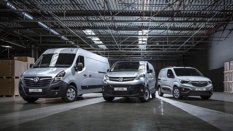 2019 Vauxhall Movano