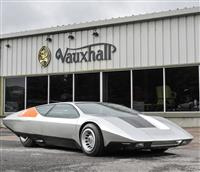 1970 Vauxhall SRV Concept image.