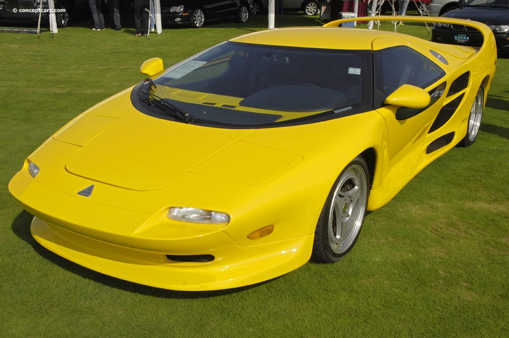 1999 Vector M12 History Pictures Value Auction Sales