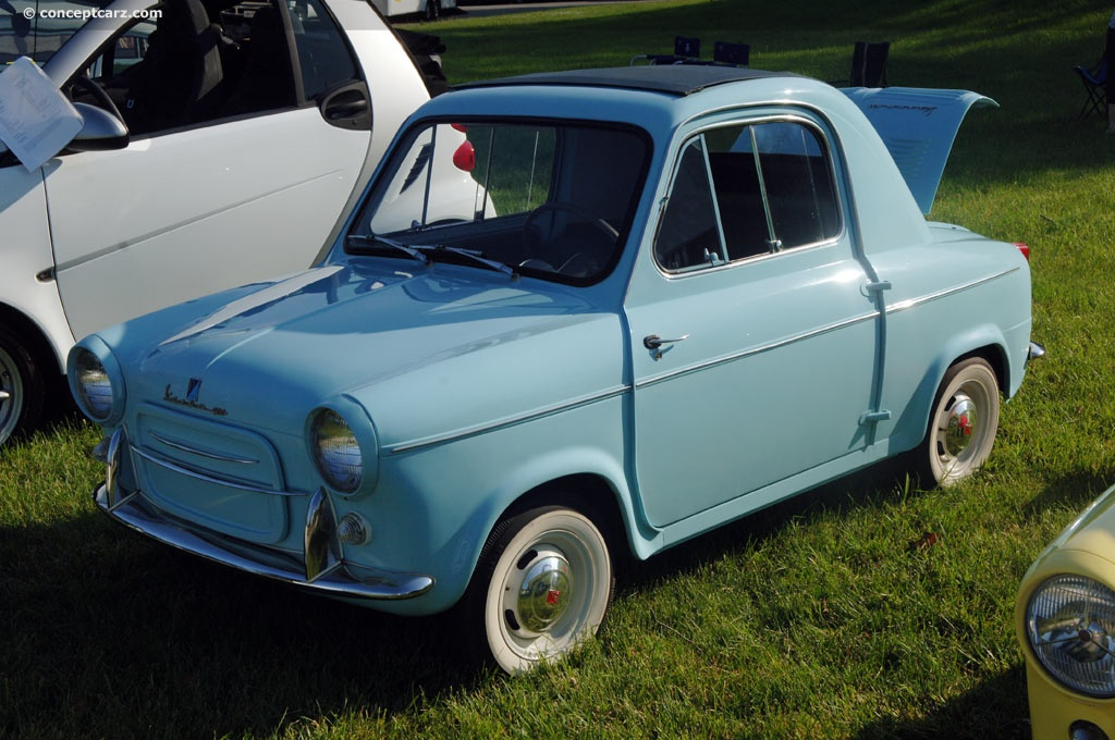 1960 Vespa 400 History Pictures Value Auction Sales Research And News