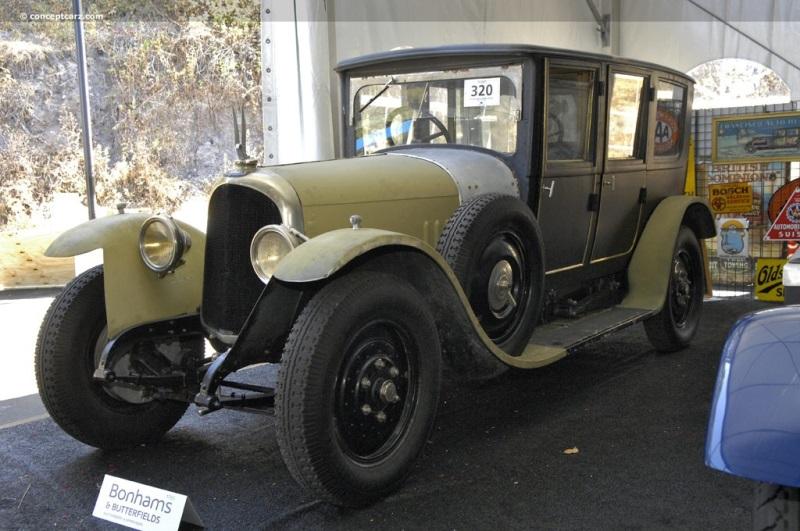 1919 Voisin C1