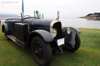 1927 Voisin C11