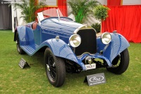 1928 Voisin Model KE.  Chassis number KE 27188