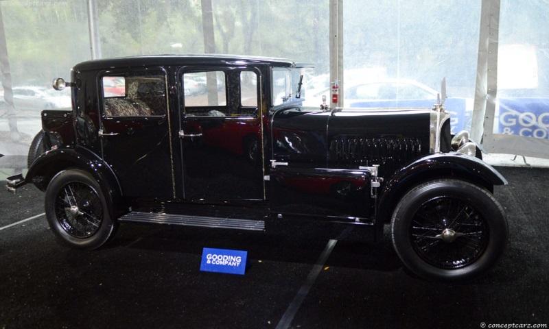 1930 Voisin C14