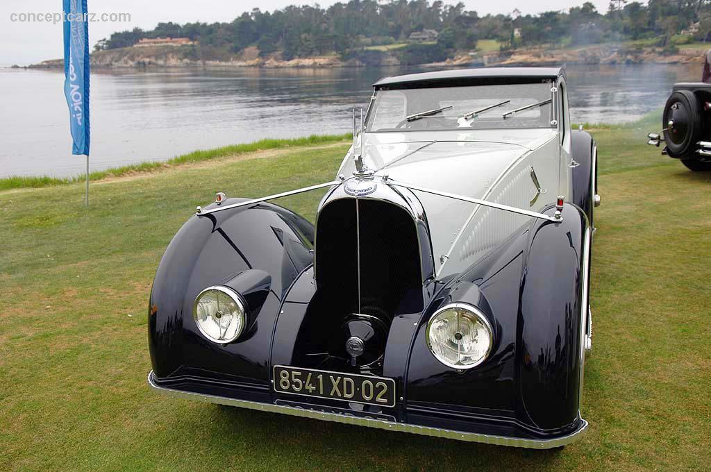 1934 Voisin Type C 27 Image
