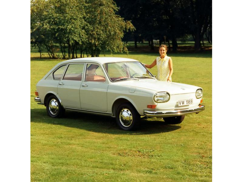 1968 Volkswagen 411 | conceptcarz com
