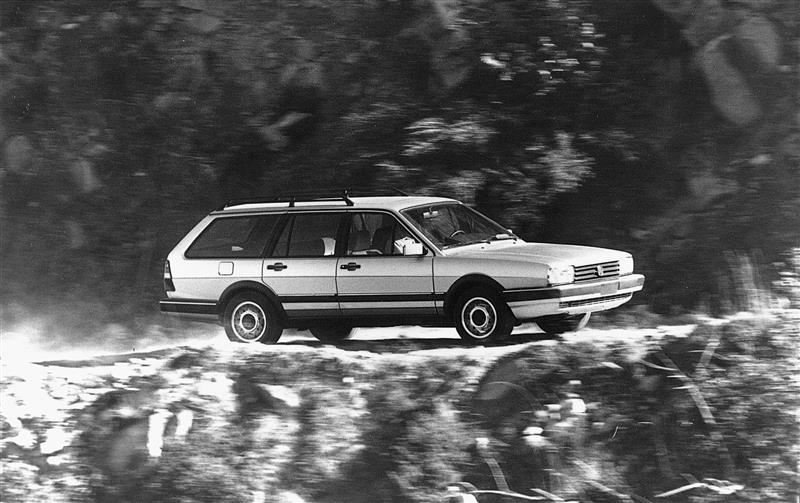 1987 Volkswagen Quantum