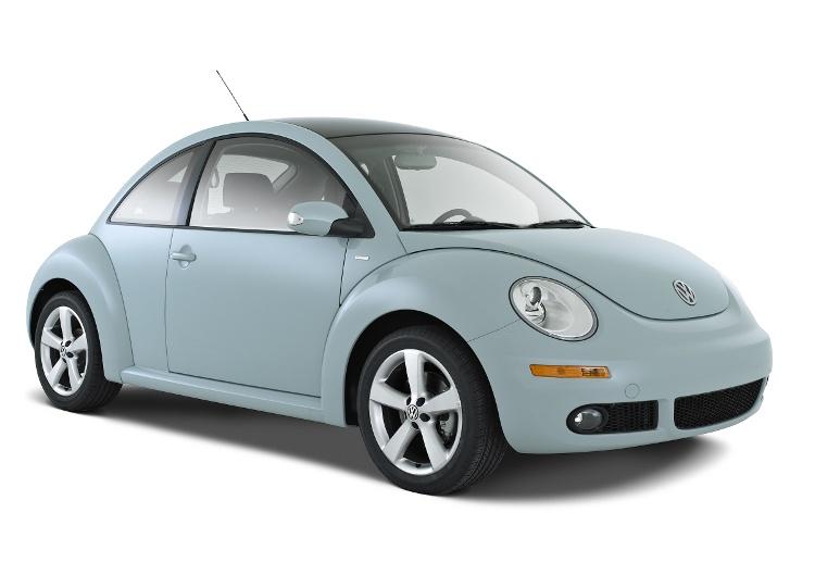 2010 Volkswagen New Beetle Final Editions