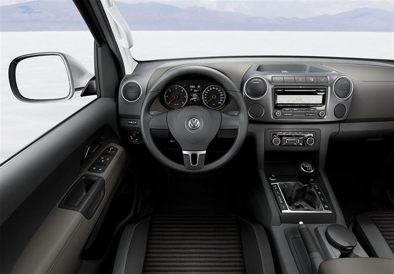 2010 Volkswagen Amarok