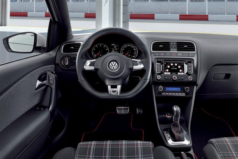 2010 Volkswagen Polo Gti Image Photo 1 Of 8