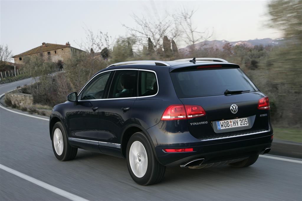 2011 Volkswagen Touareg Conceptcarz Com