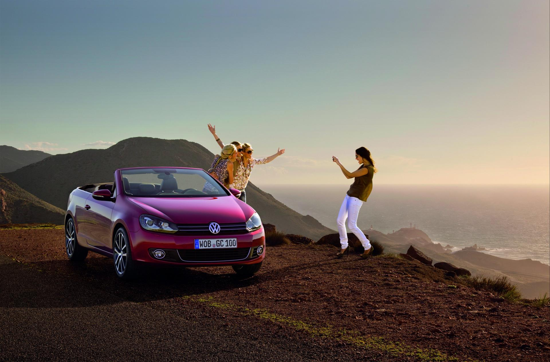 Volkswagen на крыше скачать