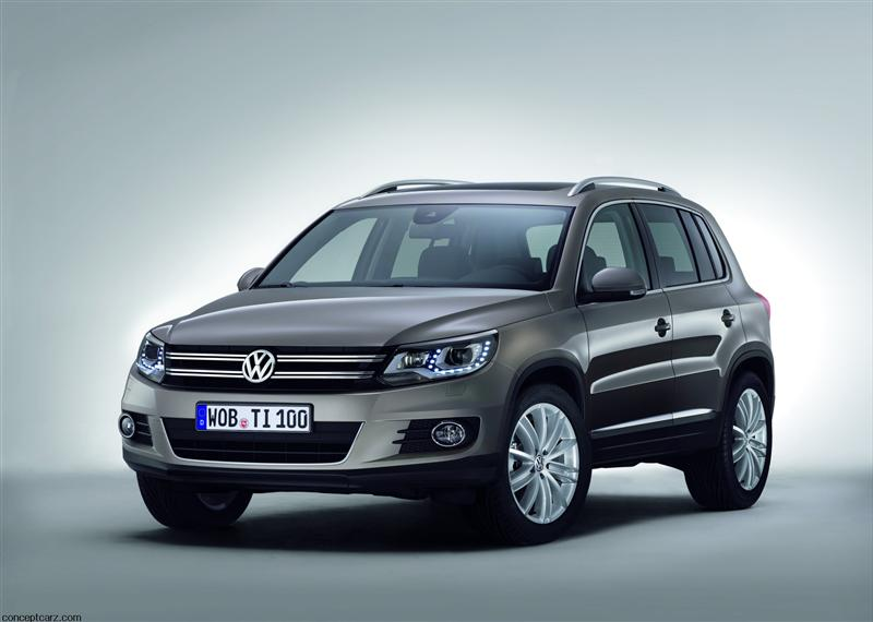 2012 Volkswagen Tiguan News And Information
