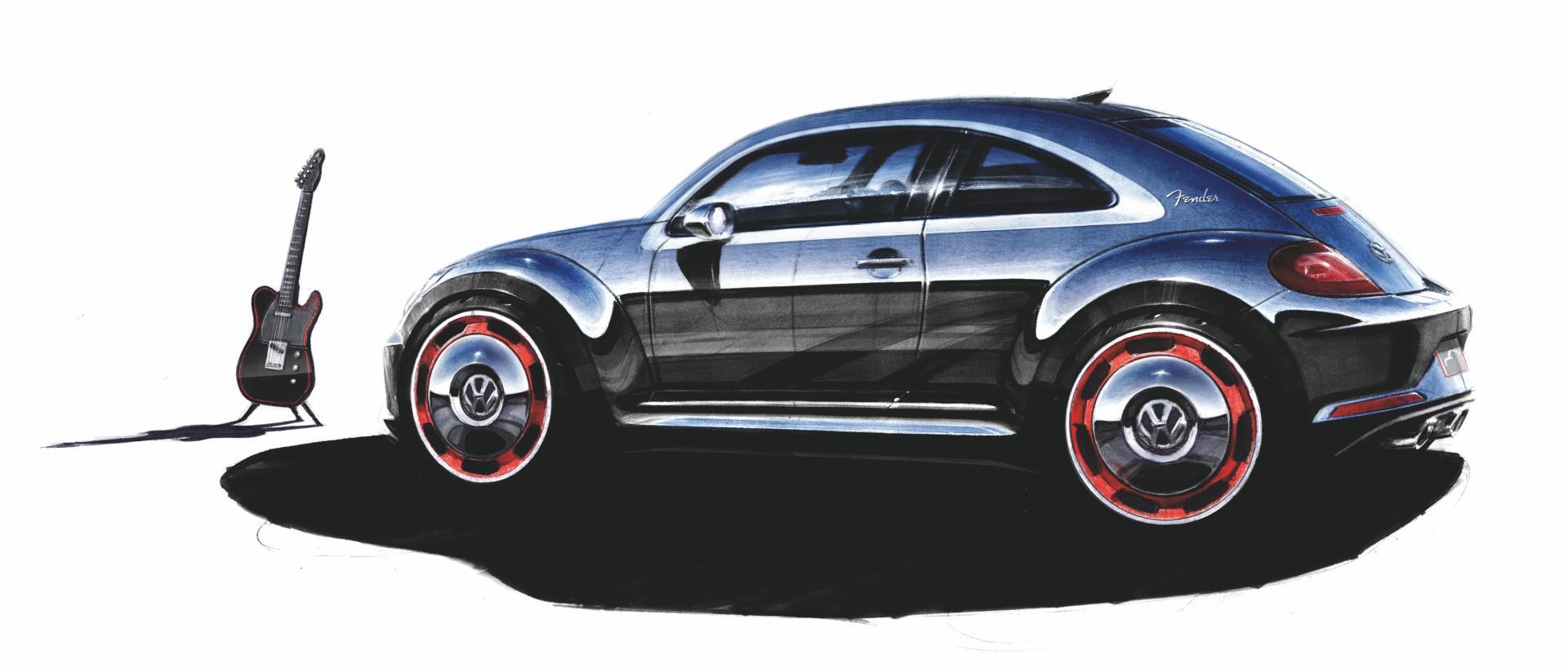 2012 Volkswagen Beetle Fender Conceptcarz Com