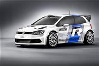 2013 Volkswagen Polo R WRC image.