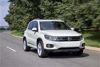 Volkswagen Tiguan Monthly Vehicle Sales
