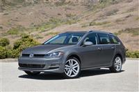 Volkswagen Golf SportWagen Monthly Sales