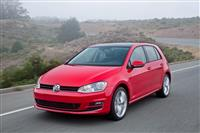 Volkswagen Golf Monthly Sales