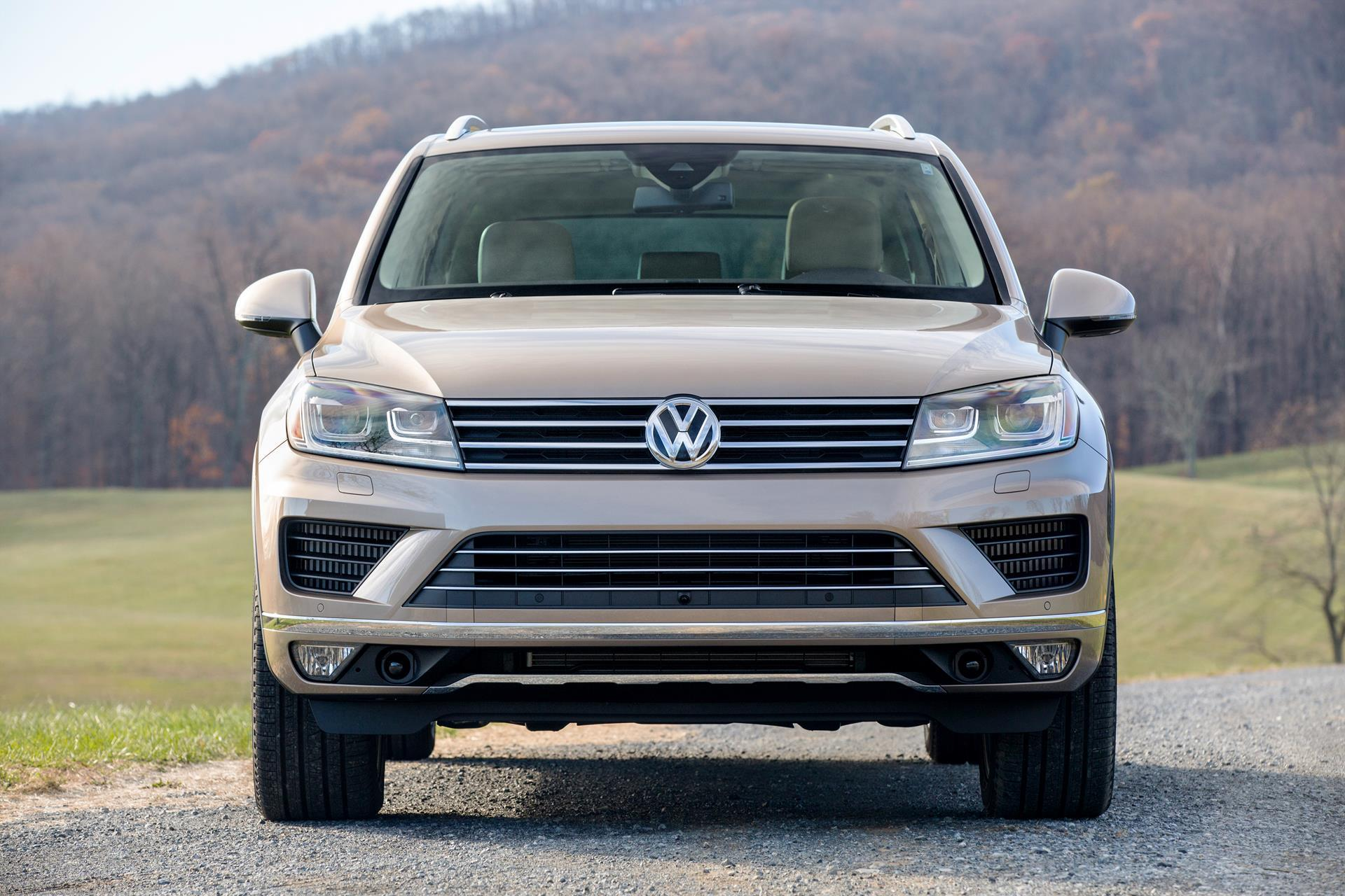 2016 volkswagen touareg news and information. Black Bedroom Furniture Sets. Home Design Ideas